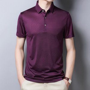 men's trendy short-sleeved t-shirt ZZX